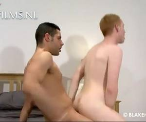 twinks anal, noir gay baise gingembre